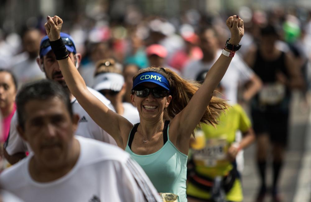 Medio Maratón de la Ciudad de México 2019