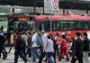 conductor del Metrobús fue detenido