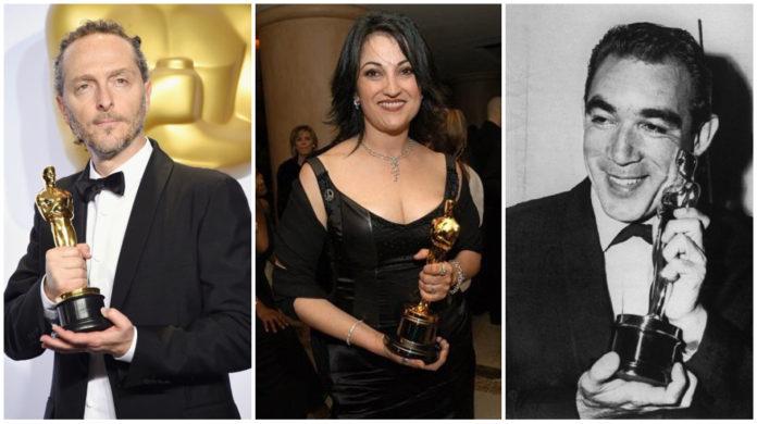 mexicanos ganadores del Óscar