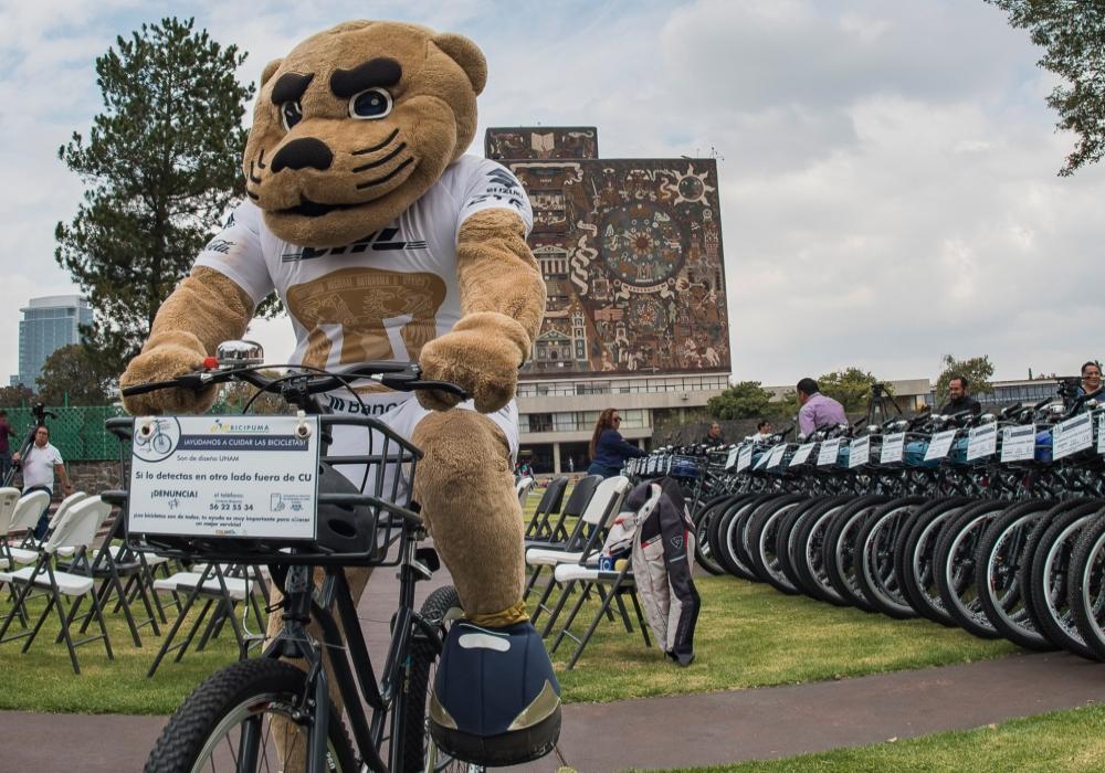 bicicletas nuevas en Ciudad Universitaria