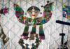 papalotes en el Museo de Arte Popular