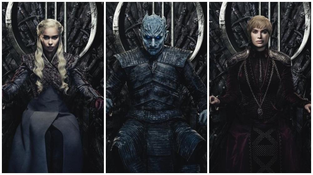 Posters De Game Of Thrones Revelan A Los Personajes De La Temporada