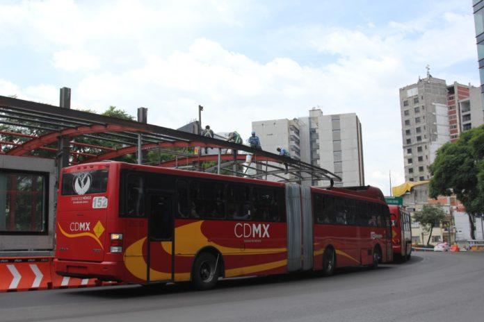 proyecto de Metrobús en Zaragoza