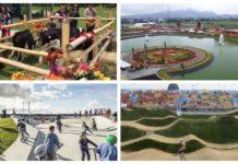 remodelación del Parque Cuitláhuac