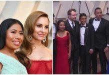 elenco de Roma en los Óscar