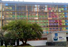 ¿Ya la viste? Pusieron una enorme tabla periódica en la UNAM