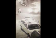 video mujer escapa secuestradores coyoacan