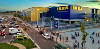 tienda de IKEA en México
