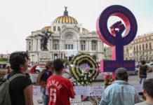 antimonumento contra los feminicidios