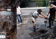 escasez de agua en Lomas de Chapultepec