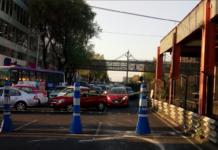Bloqueo en Tlalpan
