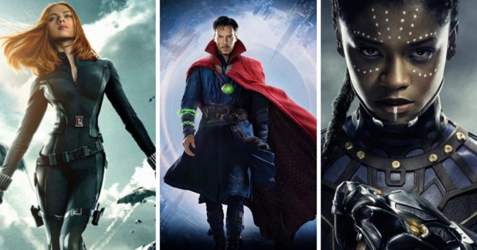 6 películas confirmadas después de Avengers