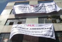 puntos de venta de drogas en Tepito