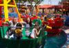 nueva zona infantil en Six Flags