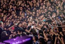 robo de celulares en el vive latino