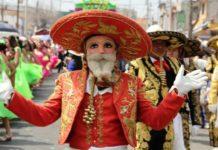 carnavales de Tláhuac