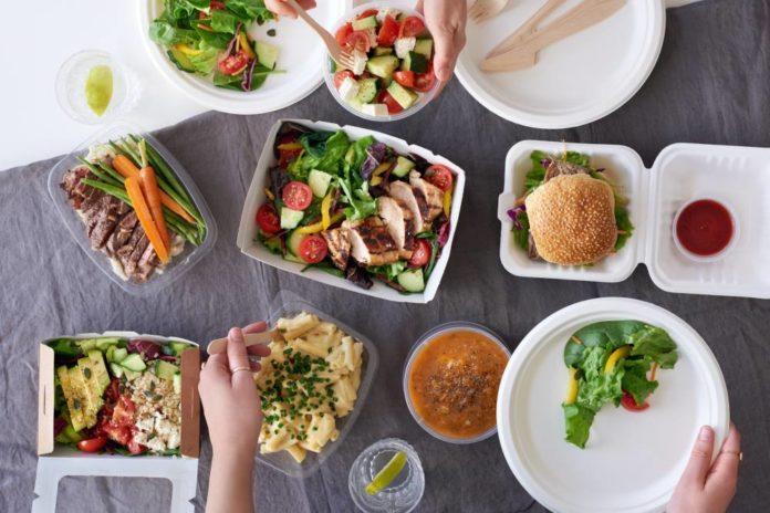 comida a domicilio 2019
