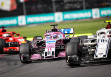 Fórmula 1 en méxico