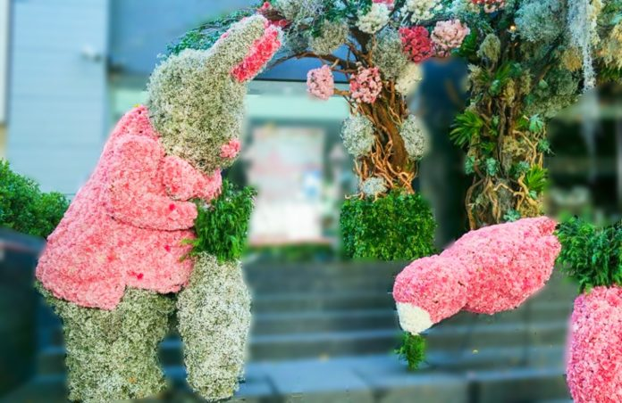 Feria Internacional de Ornamentales