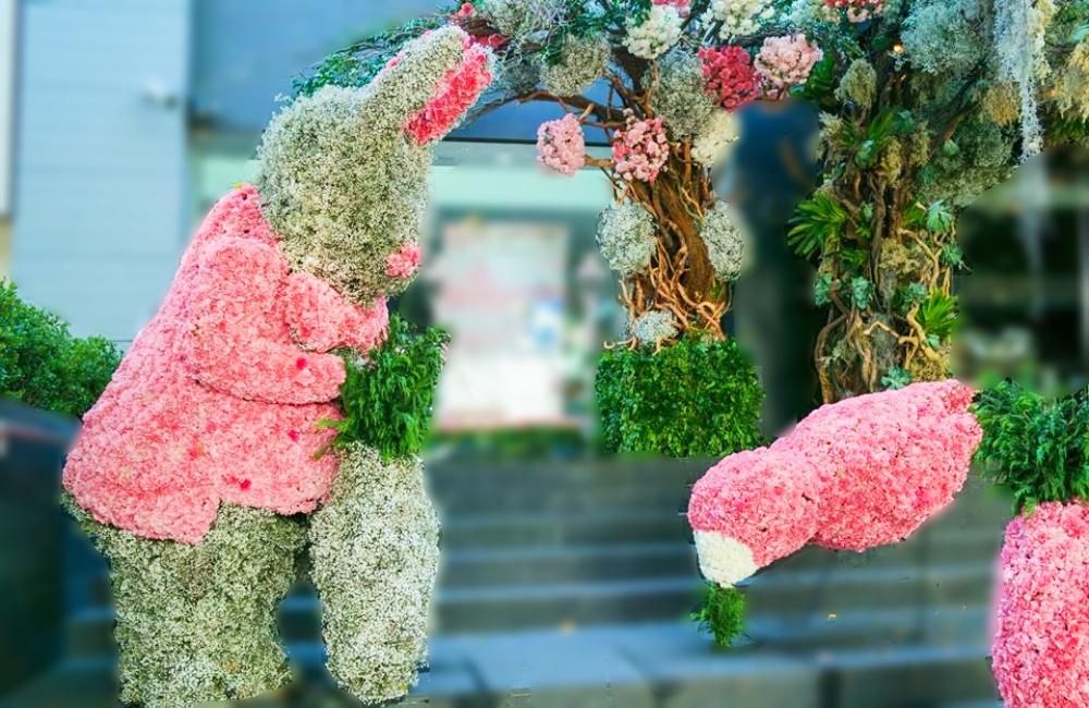 festival de flores y jardines en polanco