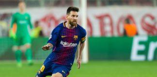 goliza del Barcelona en Champions League