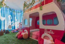 habitación de barbie en la cdmx