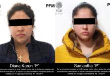 Detienen a hijas de El Ojos, ex líder del Cártel de Tláhuac