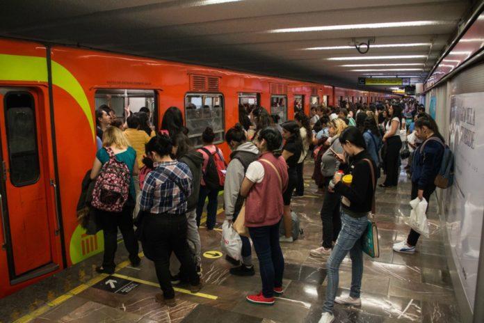 reconocimiento facial en el metro