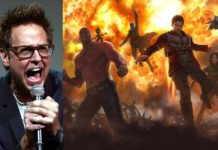 James Gunn vuelve a Guardianes de la Galaxia
