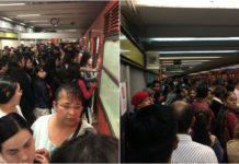 falla tren de la Línea 3 del Metro