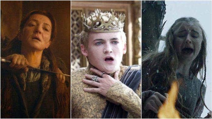 mejores muertes de game of thrones