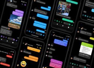 ¿Cómo activar el modo oscuro de Facebook Messenger
