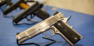 tener un arma en casa