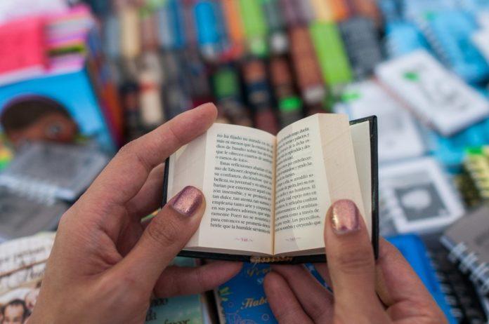 Subastas de libros en el Centro