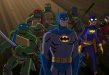 tráiler de Batman vs Las Tortugas Ninja