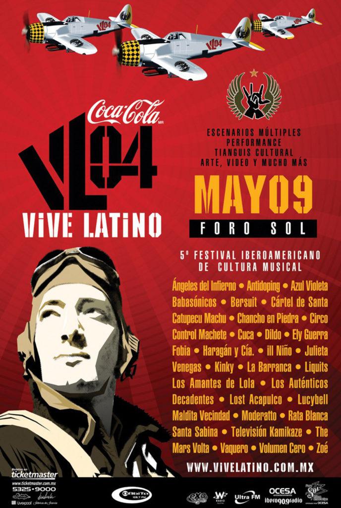Vive Latino 2004