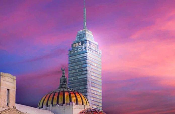 63 aniversario de la torre latino