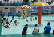 parque acuático de Iztapalapa