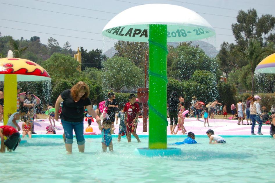 parques acuáticos en Iztapalapa