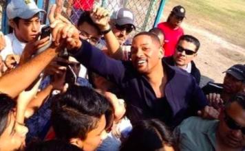 Will Smith en Yautepec
