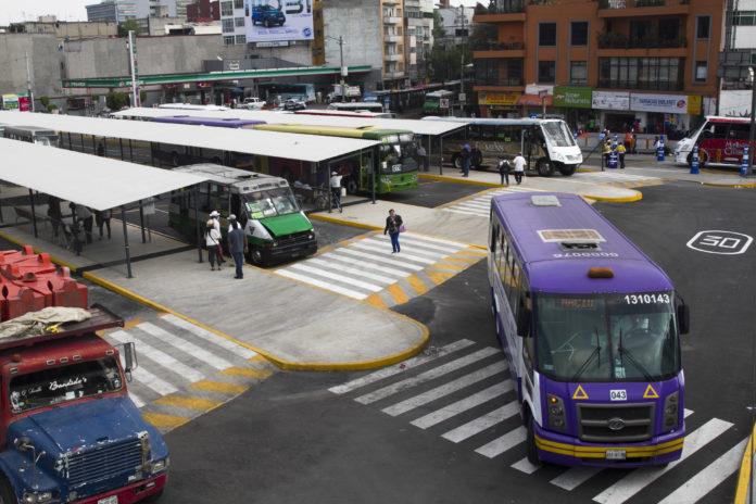 Nueva imagen del transporte en la CDMX