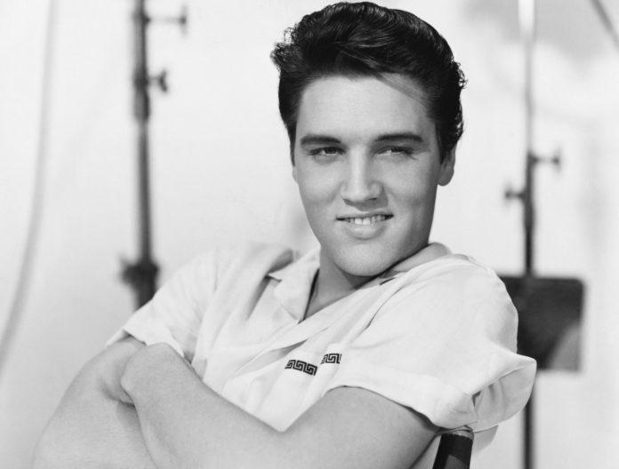 Elvis, el rey del rock