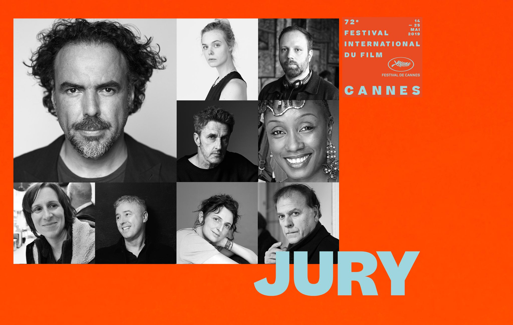 Chilango - Este jurado acompañará a Iñárritu como presidente de Cannes