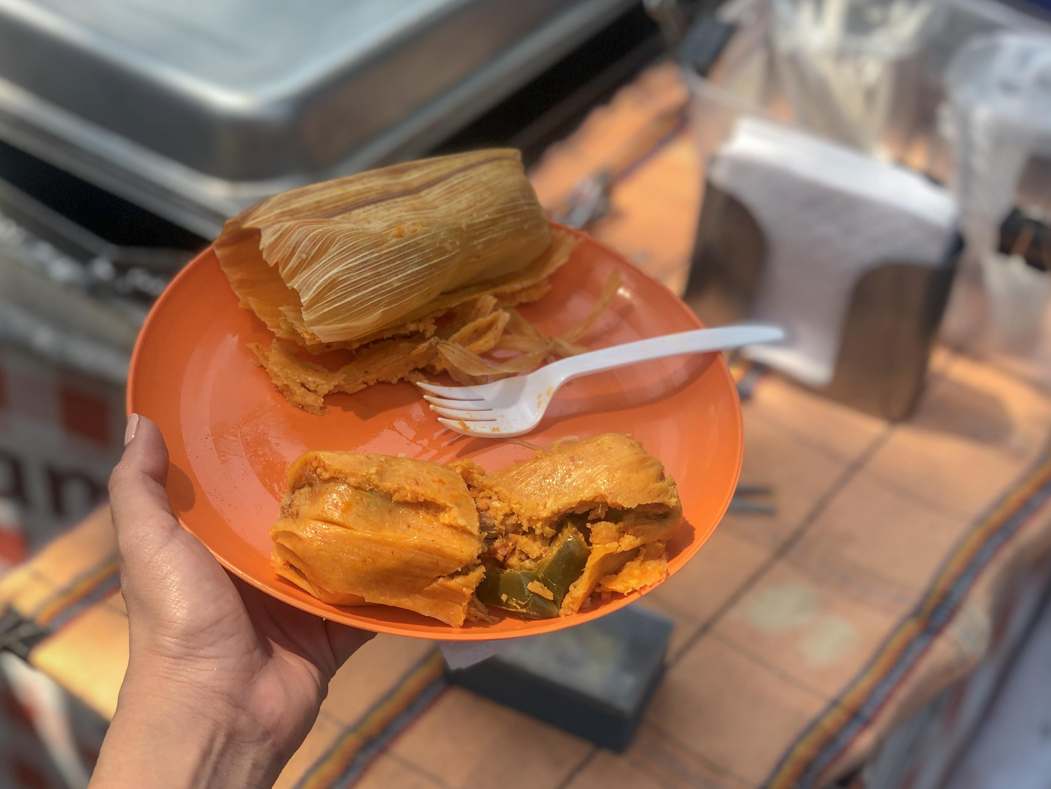 Tamales estilo Sinaloa, ¡los más ricos de CDMX!