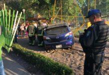 Pierde el control y causa atropellamiento múltiple en Coyoacán