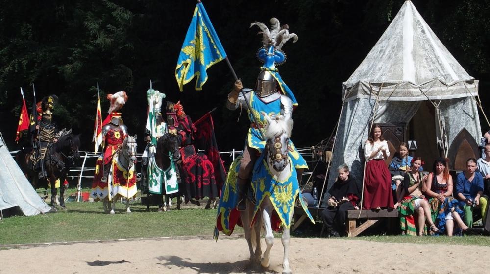 bazar medieval en la cdmx