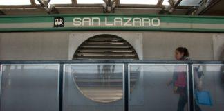 secuestrador que opera en el Metro