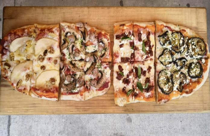DOPPIO ZERO PIZZA ROMANA