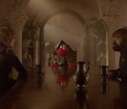 Elmo en Game of Thrones