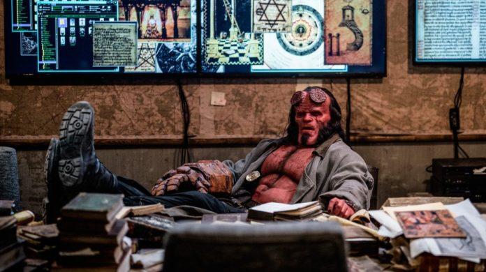 escenas post créditos de Hellboy
